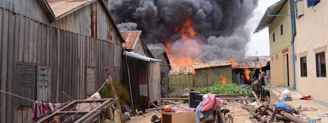 fire cambodia