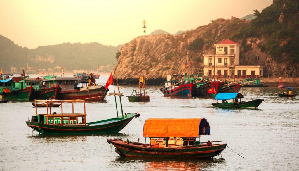 NATURE Vietnam Ha Long Bay
