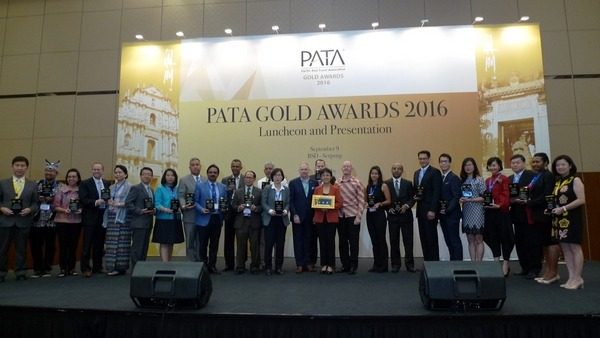 PATA GA ceremony
