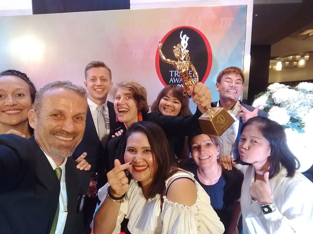 TTG Award