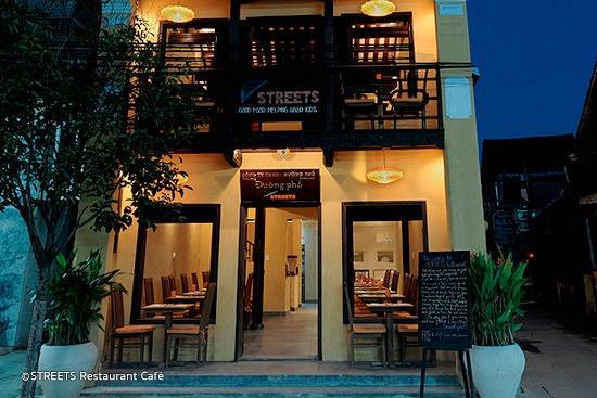 VIETNAM - Hoi-An - Streets Restaurant