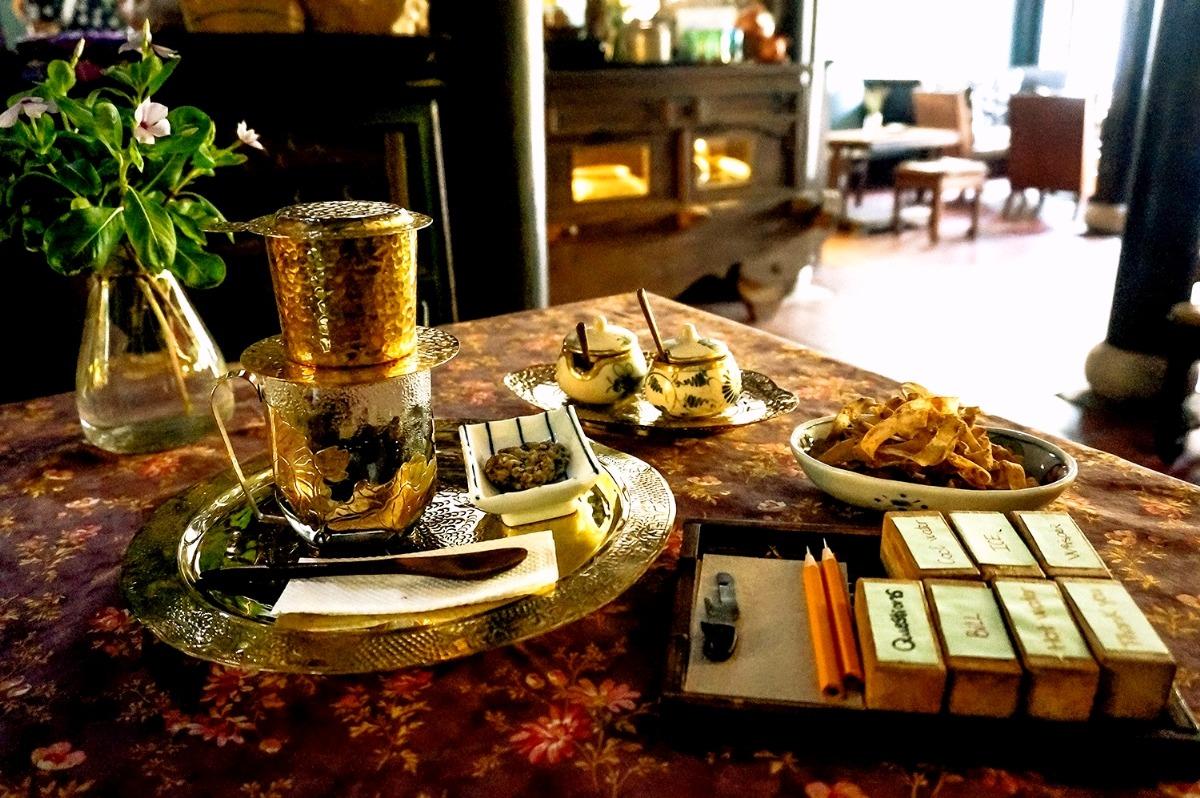 VIETNAM - Hoi-An - The Silent Tea House